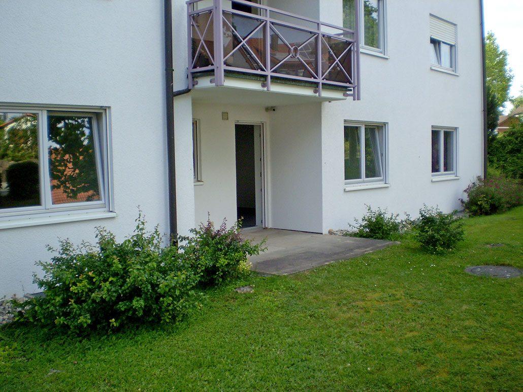2 Zimmer EG-Wohnung in Calw