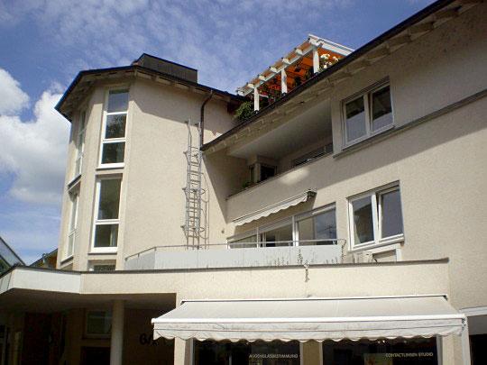 2 Zimmer Terrassen-Wohnung in Bad Liebenzell
