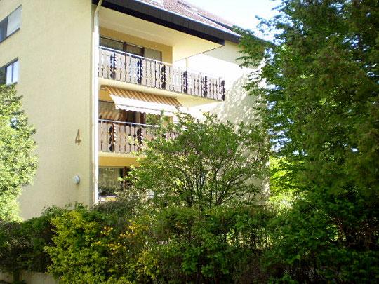 2 Zimmer Wohnung mit Garten in Bad Liebenzell