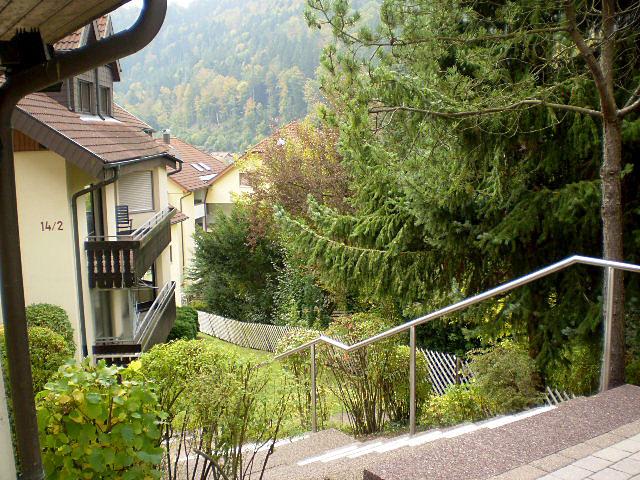 3 Zimmer Wohnung mit Balkon in Bad Liebenzell