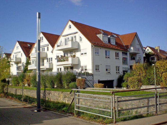 3 Zimmer Wohnung mit Balkon in Renningen