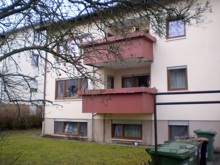 3,5 Zimmer Mietwohnung in Calw