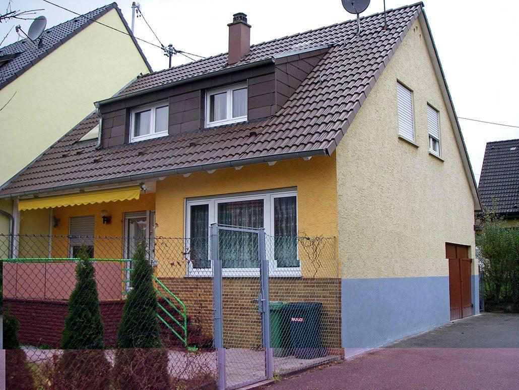 Doppelhaushälfte in Leonberg
