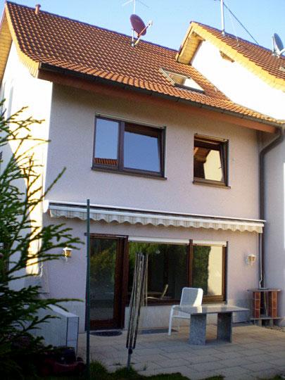 Doppelhaushälfte in Neuhausen