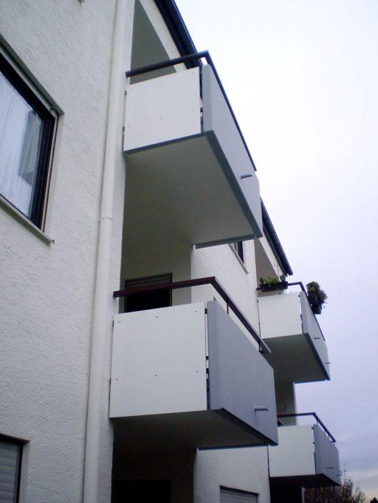 Hausverwaltung Balkonsanierung Ditzingen
