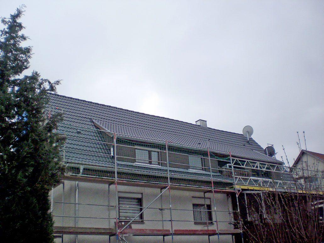 Hausverwaltung Dachsanierung Weil-der-Stadt neu