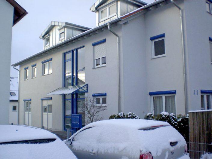 Hausverwaltung MFH und Praxisräume Renningen