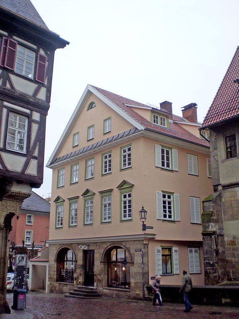 Verwaltung Wohn- und Geschäftshaus in Esslingen