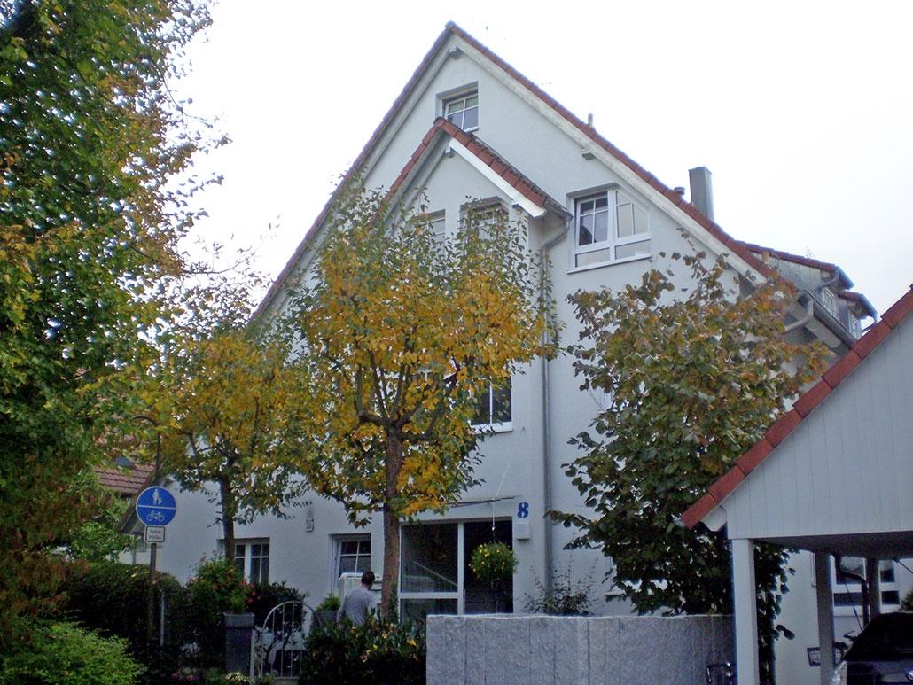 Hausverwaltung Mehrfamilienhaus Leonberg