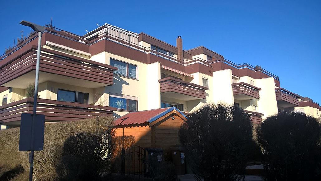 Hausverwaltung Mehrfamilienhaus in Wildberg