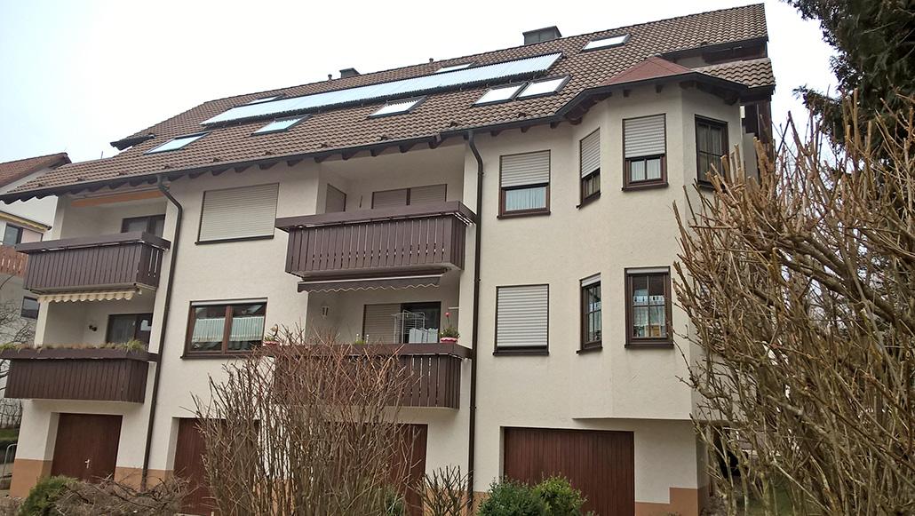 Hausverwaltung Mehrfamilienhaus Schömberg