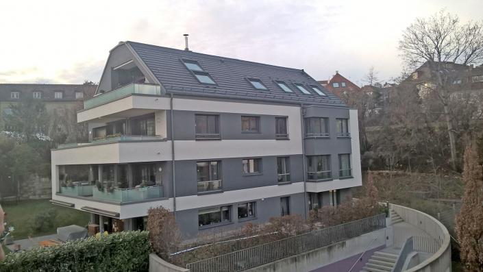 Hausverwaltung einer WEG Anlage in Stuttgart